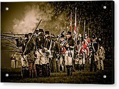 War Of 1812 Acrylic Print