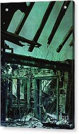 War Torn Acrylic Print by Margie Hurwich