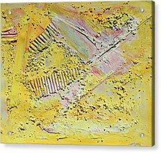 Warmth Of Angels Acrylic Print by Hari Thomas