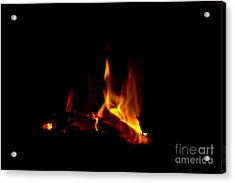 Warmth Acrylic Print by Timothy J Berndt