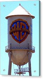 Warner Bros Studios Acrylic Print