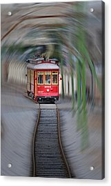 Warp Speed Acrylic Print