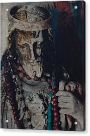 Warrior Of The Spirit Acrylic Print