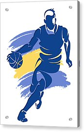 Warriors Basketball Player6 Acrylic Print