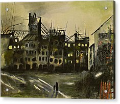 Warsaw 1945 Acrylic Print