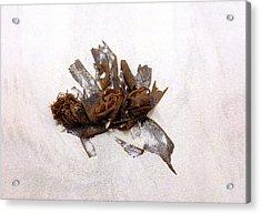 Washed-up Art-  7 Acrylic Print