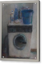 Washing Machine Acrylic Print