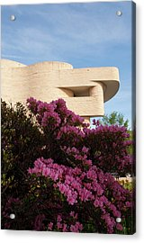 Washington Dc, American Indian Museum Acrylic Print by Lee Foster