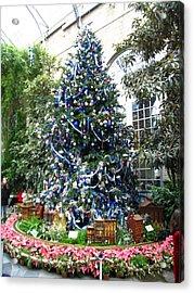 Washington Dc - Us Botanic Garden. - 121220 Acrylic Print by DC Photographer