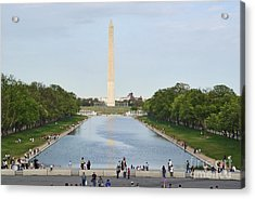 Washington Monument 1 Acrylic Print