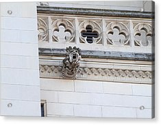 Washington National Cathedral - Washington Dc - 01133 Acrylic Print by DC Photographer