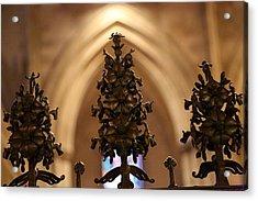 Washington National Cathedral - Washington Dc - 011331 Acrylic Print by DC Photographer