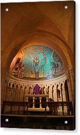 Washington National Cathedral - Washington Dc - 011337 Acrylic Print by DC Photographer