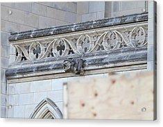 Washington National Cathedral - Washington Dc - 01134 Acrylic Print