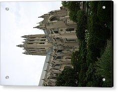 Washington National Cathedral - Washington Dc - 011350 Acrylic Print by DC Photographer