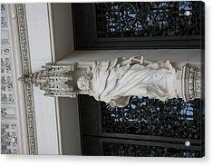 Washington National Cathedral - Washington Dc - 011353 Acrylic Print