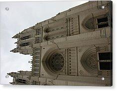 Washington National Cathedral - Washington Dc - 011355 Acrylic Print by DC Photographer