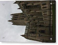 Washington National Cathedral - Washington Dc - 011356 Acrylic Print