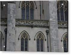 Washington National Cathedral - Washington Dc - 011358 Acrylic Print by DC Photographer