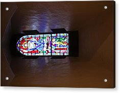 Washington National Cathedral - Washington Dc - 011369 Acrylic Print by DC Photographer