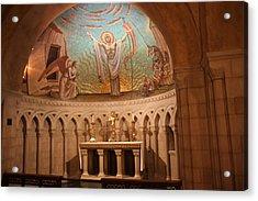 Washington National Cathedral - Washington Dc - 011370 Acrylic Print by DC Photographer