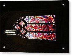 Washington National Cathedral - Washington Dc - 011377 Acrylic Print