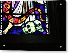 Washington National Cathedral - Washington Dc - 011384 Acrylic Print