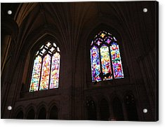 Washington National Cathedral - Washington Dc - 011394 Acrylic Print by DC Photographer