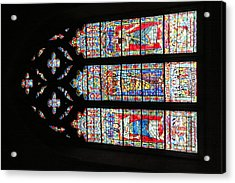 Washington National Cathedral - Washington Dc - 011397 Acrylic Print by DC Photographer