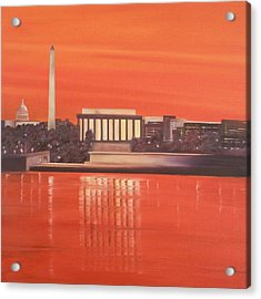 Washington Acrylic Print