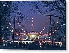 Washington Park Acrylic Print