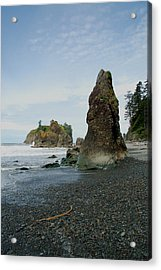 Washington State Seashore Acrylic Print