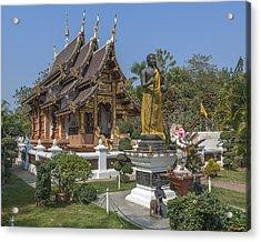Wat Chedi Liem Phra Ubosot Dthcm0831 Acrylic Print