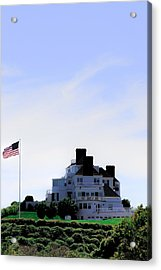 Watch Hill  Acrylic Print by Tom Prendergast