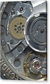 Watches Acrylic Print by Igor Sinitsyn