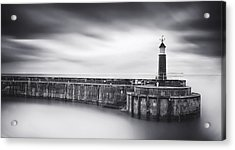 Watchet Lighthouse Acrylic Print