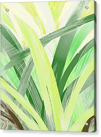 Watching Grass Grow Acrylic Print