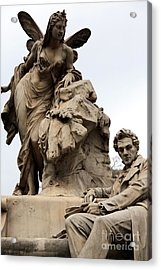 Watching Over In Vienna Acrylic Print