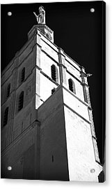 Watching Over The Papal Palace Acrylic Print