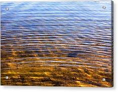 Water Concerto 14 Acrylic Print