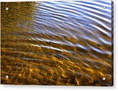 Water Concerto 5 Acrylic Print
