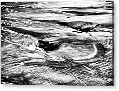 Water Creations Acrylic Print by John Rizzuto
