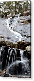 Water Faucet  Acrylic Print