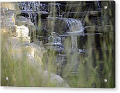 Water Is Life 1 Acrylic Print