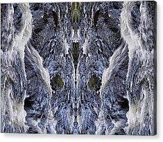 Water Spirit Acrylic Print