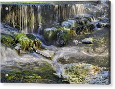 Water States Acrylic Print by Patrick Jacquet