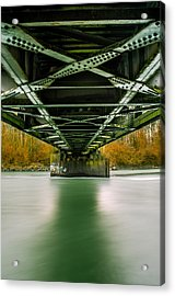 Water Under The Bridge 2 Acrylic Print