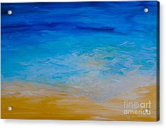 Water Vision Acrylic Print