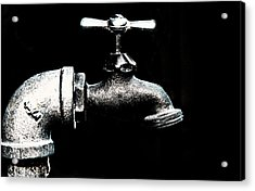 Water Works Acrylic Print