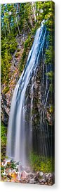 Waterfall 3 Acrylic Print by Chris McKenna